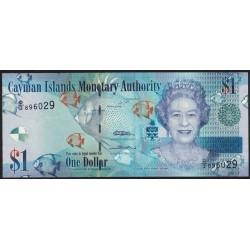 Islas Cayman 1 Dolar 2011 P38c UNC