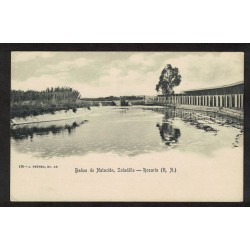 Baños de Natación, Saladillo - Peuser