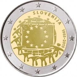 Eslovenia 2 Euros 2015 UNC