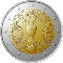 Francia 2 Euros 2016 UNC