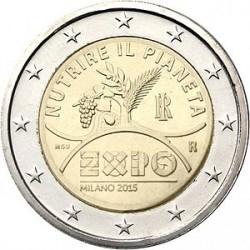 Italia 2 Euros 2015 UNC