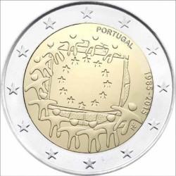 Portugal 2 Euros 2015 UNC