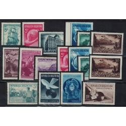 1939 Año Completo Sin Bloques