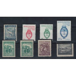 Año 1943 Completo - Mint