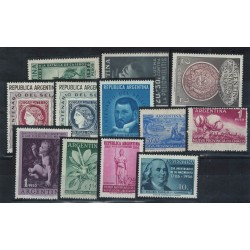 Año 1956 Completo - Mint