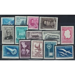 Año 1957 Completo - Mint