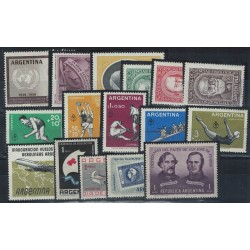 Año 1959 Completo - Mint