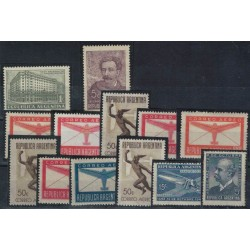 Año 1942 Completo - Mint