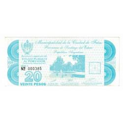 Frías 1996 $20