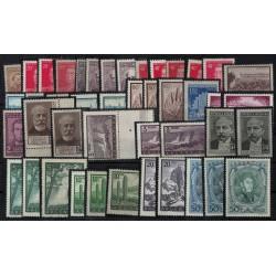 Serie Basica Proceres, Riquezas y Motivos Nacionales II - Mint