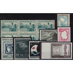 Sellos Postales Diversas Variedades Argentina - Mint