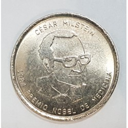 Medalla Cesar Milstein - UNC