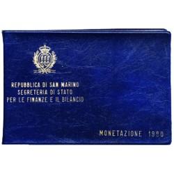 "San Marino Set "" Monetazione 1990"" - UNC"