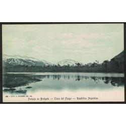 Paisaje en Bridgets Tierra Del Fuego