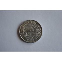 KM 48 Marruecos 5 Francos 1950 UNC