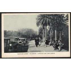 Palermo Avenida de los Lagos