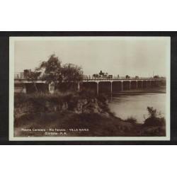 Puente Carretero Villa Maria