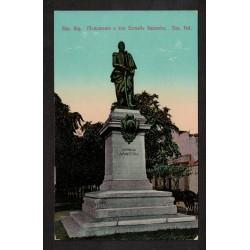 Monumento a Cornelio Saavedra
