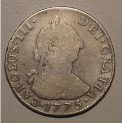 Potosi 4 Reales 1775 JR CJ:64.3.2 Carlos III