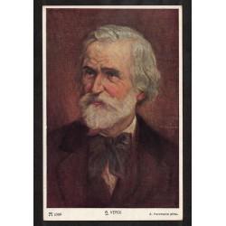 Postal de Giuseppe Verdi - Alemania