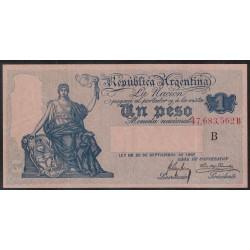 B1543 Caja de Conversion 1 Peso 1916