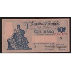B1563 Caja de Conversion 1 peso 1932
