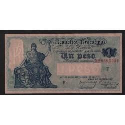 B1565 Caja de Conversion 1 Peso 1934