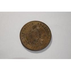 Argentina 2 Centavos 1885
