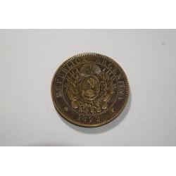 Argentina 2 Centavos 1892
