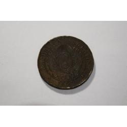 Argentina 2 Centavos 1895