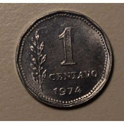Argentina 1 Centavo 1974 UNC