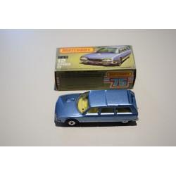 Matchbox N°12 Citroen CX Nuevo C/caja