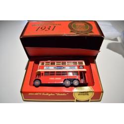 Matchbox 1929 Diddler Trolleybus