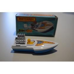 Matchbox N°5 Seafire Nueva C/caja