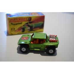 Matchbox N° 13 Baja Buggy Nuevo C/caja