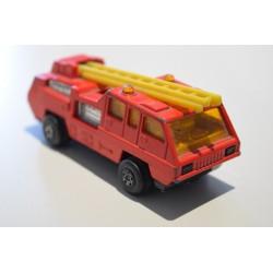 Matchbox N°22 Blaze Buster Usado Sin Caja