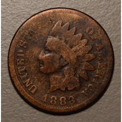 USA 1 Cent 1883 KM90a