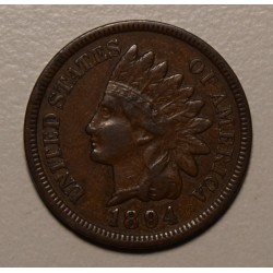 USA 1 Cent 1894 KM90a