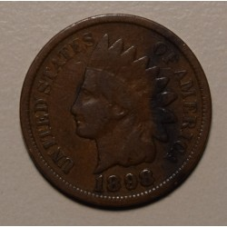 USA 1 Cent 1898 KM90a