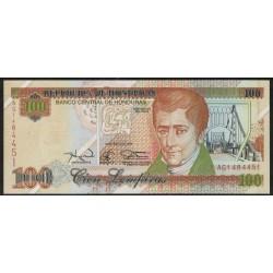 Honduras P77a 100 Lempiras 1994 UNC