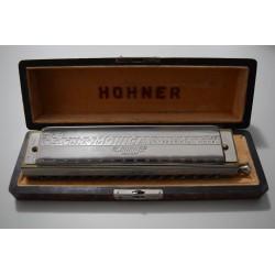 Armonica Hohner Años 40' C/caja