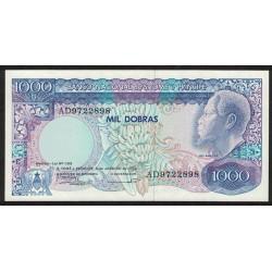 Santo Tomas Y Principe P62 1000 Dobras