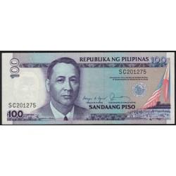 Filipinas P172a 100 Piso 1987/1994