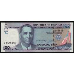 Filipinas P194b 100 Piso 2005 UNC