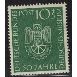 Alemania Occidental Yv-51 Nuevo