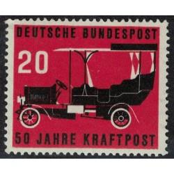 Alemania Occidental Yv-87 Mint