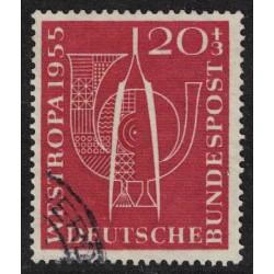 Alemania Occidental Yv-94 Usado