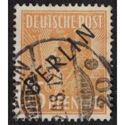 Alemania Berlin Yv-10 Usado