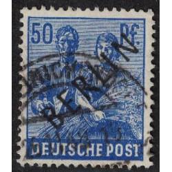 Alemania Berlin Yv-13 Usado