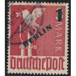 Alemania Berlin Yv-50 Usado